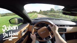 2017 Range Rover Velar 3.0D 300hp AWD R-Dynamic HSE POV test drive