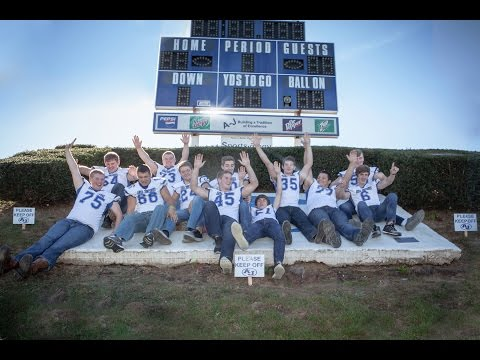 AJ Wildcat 2016 Football Season Slideshow