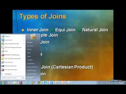 SQL Server - Queries - Joins