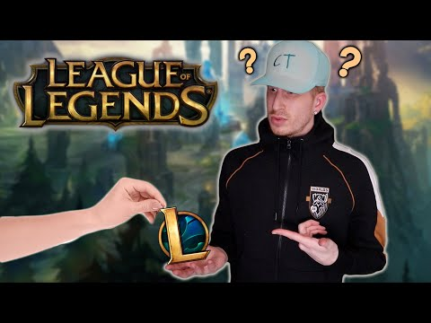 Playing League Of Legends For THE FIRST TIME!!!