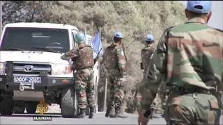 Philippines to end Syria peacekeeping mission