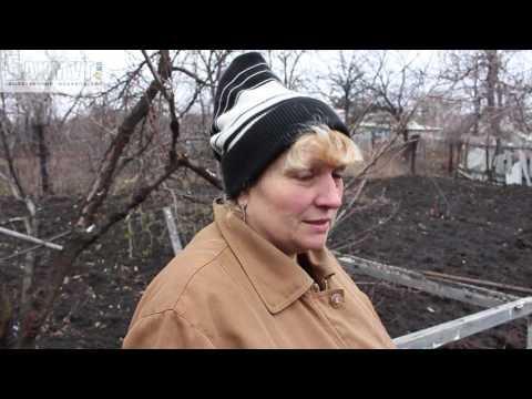 Видео: Громадське Бахмут -Обстрел в Марьинке