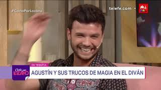 El talento oculto de Agustín Casanova - Cortá por Lozano 2018