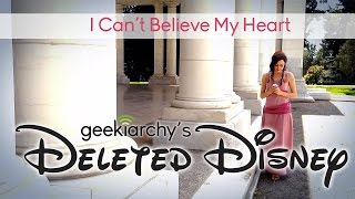 "Deleted Disney: ""I Can"