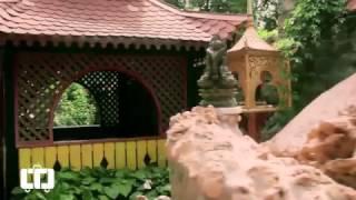 Буддийский храм Белый лотос | туры по Украине из Одессы 2017
