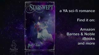 STARSWEPT book trailer