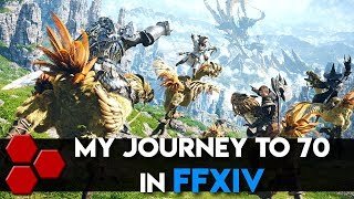 Final Fantasy XIV - My Journey To 70 - Part 1 - TheHiveLeader
