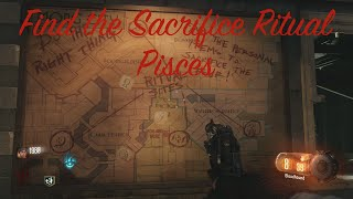 Find The Sacrifice Ritual Pieces in Black Ops 3 Zombies Shadows of Evil