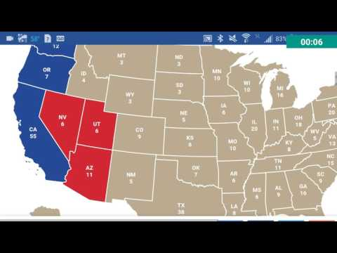 September 25th 2016 - State of the Election - Pre Debate Night