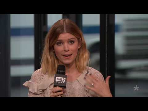 Kate Mara Expresses What It Was Like Working With The Dog Rex On Set