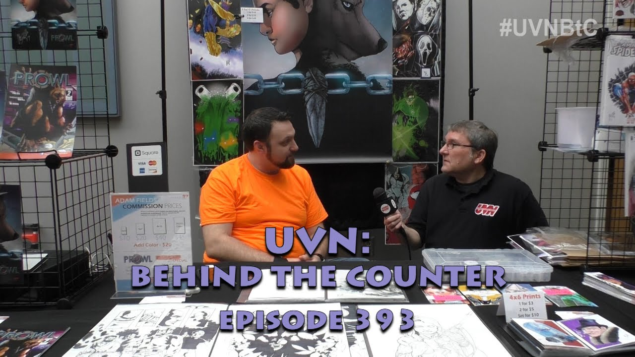 UVN: Behind the Counter 393