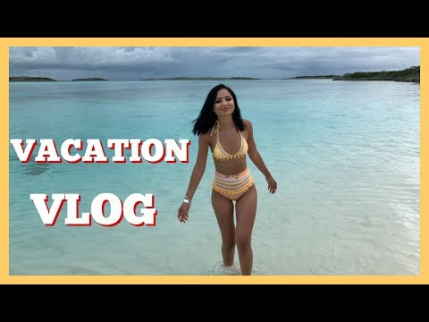 VACATION IN THE BAHAMAS 2018 | Diana & Jose