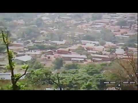 Ghana Agogo Asente Akim view from radio station by orlando