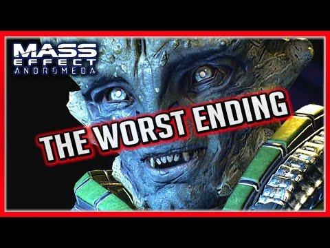Mass Effect Andromeda ► THE WORST ENDING - Turian & Asari Arks Not Found, Dunn Dies