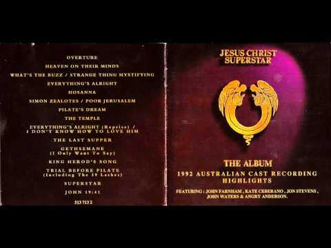 Jesus Christ Superstar - Australian Version - 1992  - Full Album