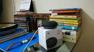Google Home Mini Testing In Home । Country: Bangladesh