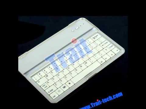 Chuyên bán sỉ lẻ bàn phím nhôm không dây ipad mini 2 màu hot Black and Silver