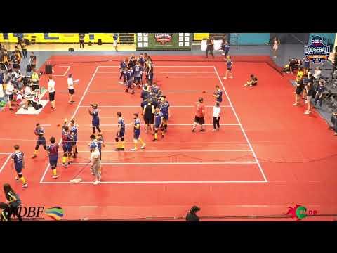 Day 4 : USA Vs AUSTRALIA Dodgeball World Championship Cancun 2019