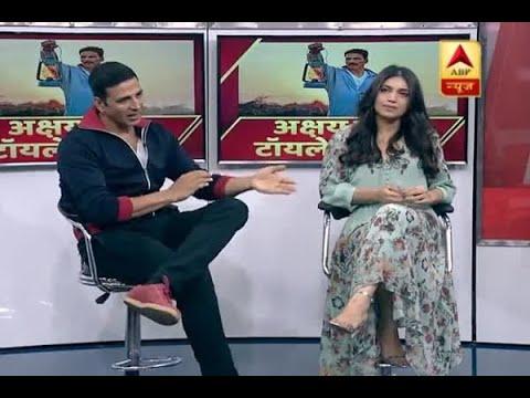 Toilet- Ek Prem Katha: Akshay Kumar, Bhumi Pednekar share their experience