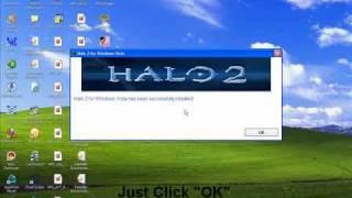 Halo 2 XP Installation Tutorial with links
