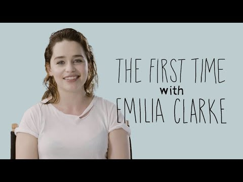 The First Time with Emilia Clarke  Rolling Stone