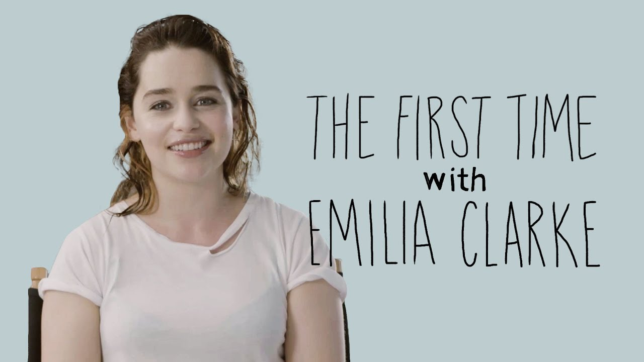 The first time with emilia clarke rolling stone youtube the first time with emilia clarke rolling stone m4hsunfo