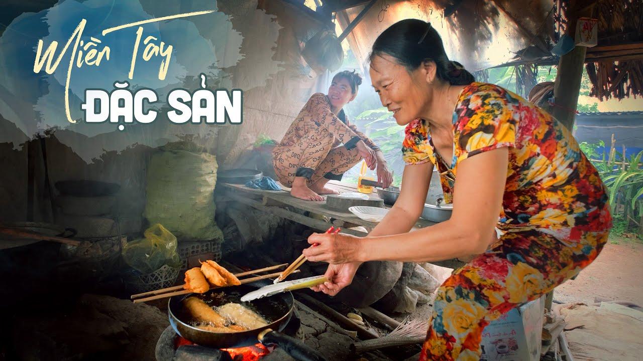 Cuộc sống ven rừng U Minh phần 3 |Du lịch ẩm thực Cà Mau Việt Nam
