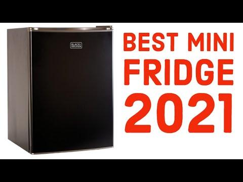 Best Mini Fridge 2021 Best Mini Fridge 2021   Reviews and Guide     YouTube