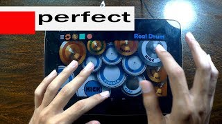 Perfect - Ed Sheeran (Real Drum Cover)