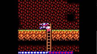 Blaster Master Enemy Below - Game Boy (3DS Virtual Console)