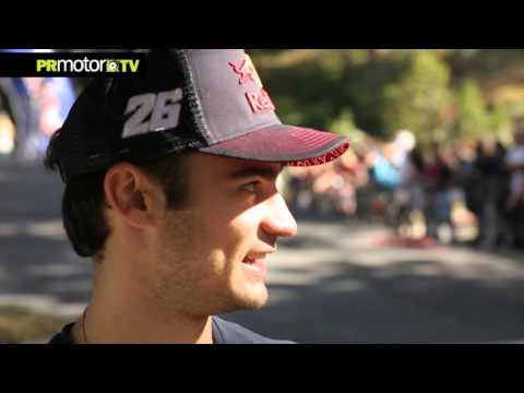 Dani Pedrosa MotoGP en el Red Bull Soapbox Race 2015 Spain Barcelona by PRMotor TV