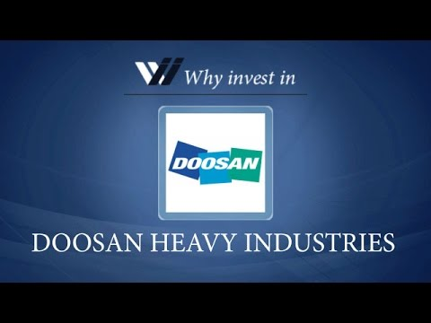 Doosan Heavy Industries - Why invest in 2015