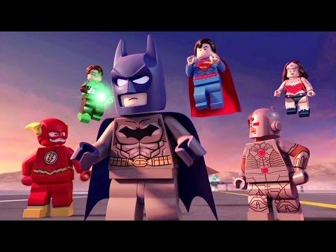 LEGO DC Comics Super Heroes: Justice League: Attack of the Legion of Doom - Trailer