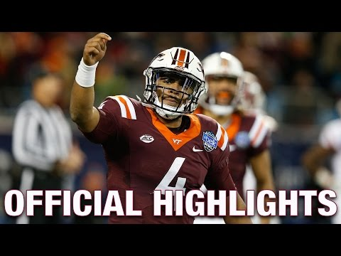 Jerod Evans Official Highlights | Virginia Tech Hokies Quarterback