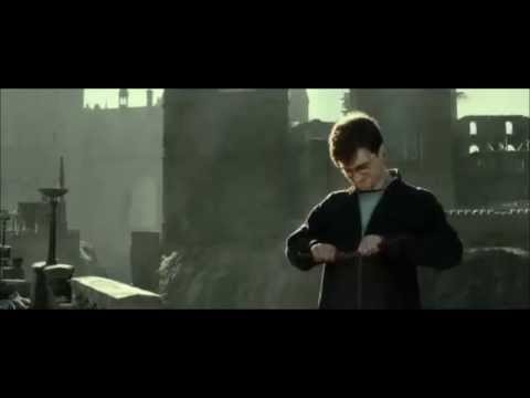 Harry breaks the elder wand youtube for Harry potter elder wand buy