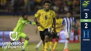 Jamaica 3-2 Honduras - RESUMEN Y GOLES ...