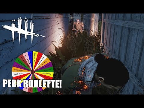 USING MY PARTY STARTER! | Dead By Daylight | PERK ROULETTE PT. 54