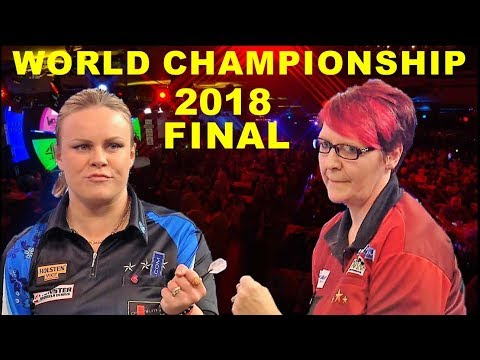 Dobromyslova v Ashton FINAL 2018 BDO World Championship [HD1080p]