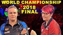 Dobromyslova v Ashton FINAL 2018 BDO World Championship [HD1080p]