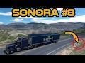 SONORA | Mapa Mexico | Yecora - Hermosillo, por La Colorada | #8 | ATS