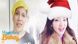 Magandang Buhay: Vice and Sandara's message for BoybandPH members
