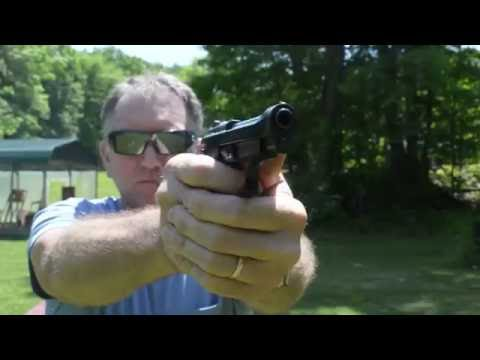 Beretta .380 Auto! (Beretta 85 FS Cheetah Review)