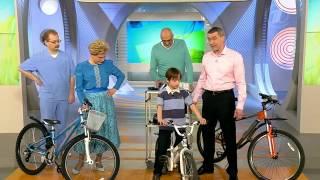 Как выбрать велосипед. Медицинские советы(, 2013-04-23T09:58:14.000Z)