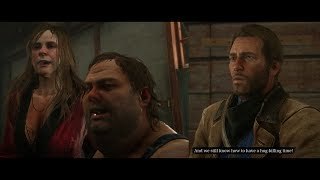 Red Dead Redemption 2 Incest Family