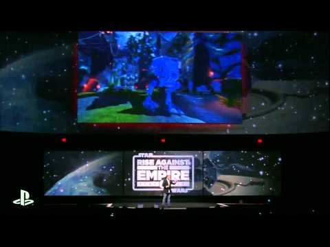 PlayStation E3 2015 Moment: Disney Infinity 3.0 Edition | PS4, PS3