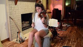 Ain't No Sunshine by Bill Withers | Brenna Wheeler | Violin Looping Cover