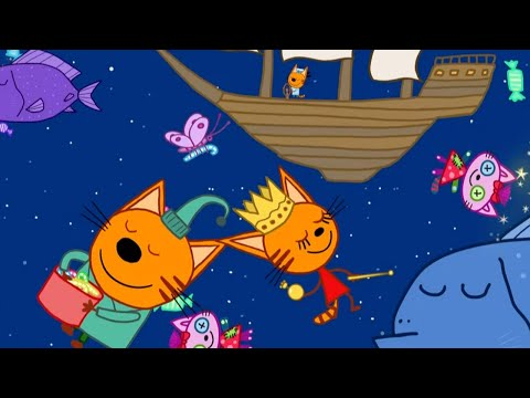 Kid-E-Cats | Dreams on Demand | Cartoons for kids | Episode 35