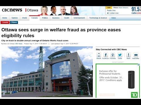 Ep 27 Ottawa's Welfare Problem