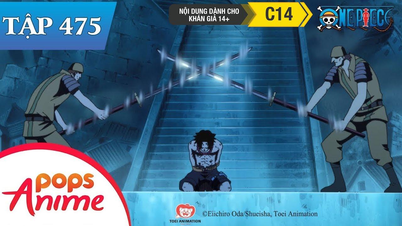One Piece Tập 475 – Chạy Đua Tới Cục Diện Cuối Cùng! Râu Trắng Ra Đòn Khởi Tử Hồi Sinh – Đảo Hải Tặc