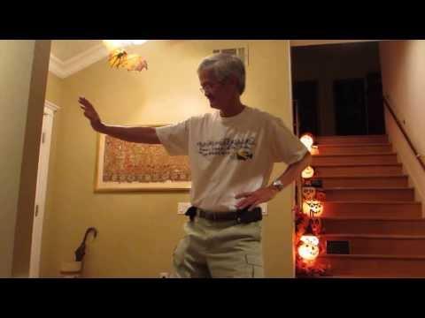 E Huli Makou. Clip. Duane Kaya does the hula